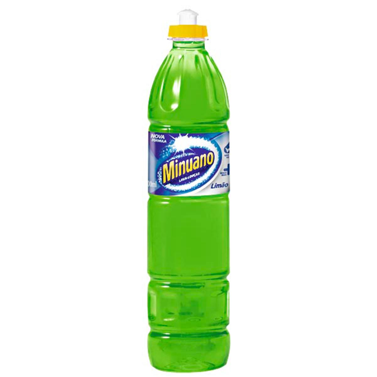 Resultado de imagem para minuano limão detergente