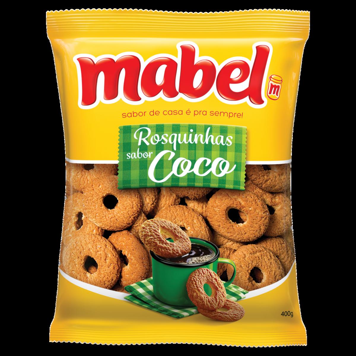 Resultado de imagem para rosquinha mabel coco