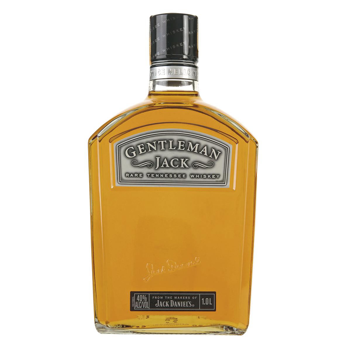 Whisky Jack Daniels Gentleman 1l -